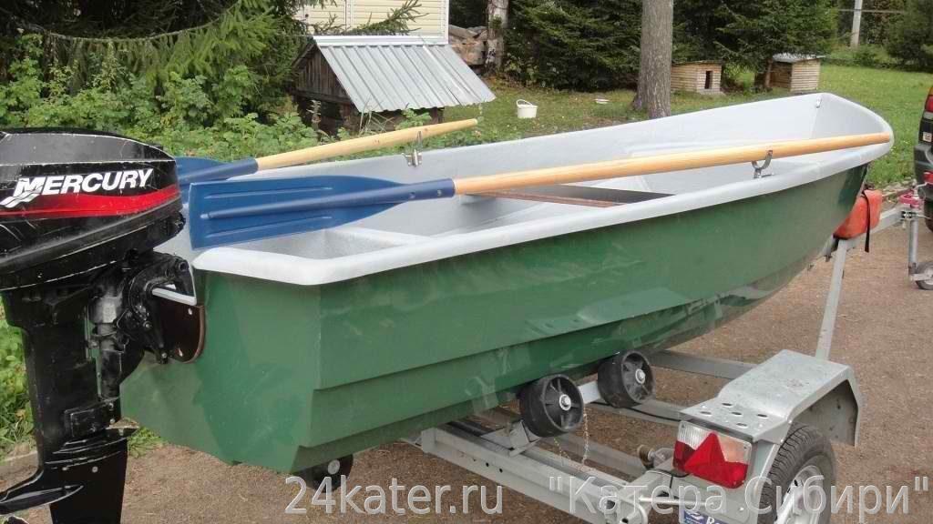 лучшая гребная лодка под мотор