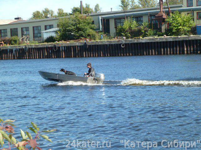купить лодку стрежень