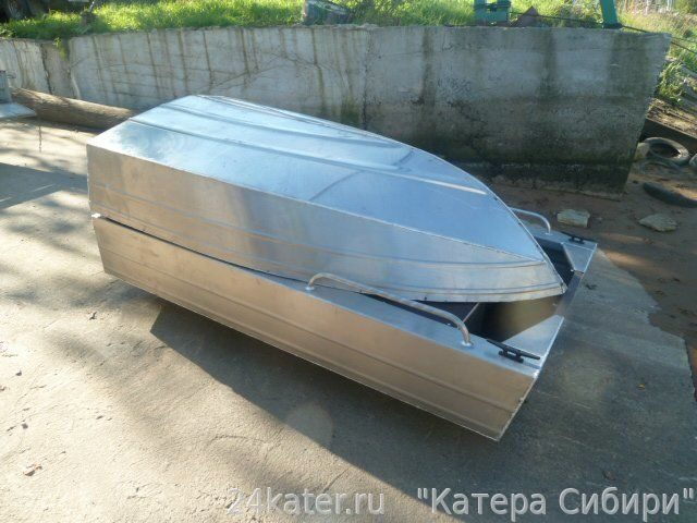 производство алюминиевых лодок самому