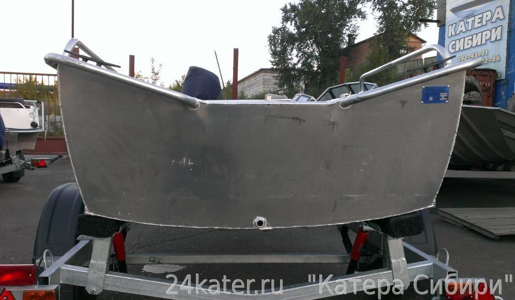 лодка амг урал 410