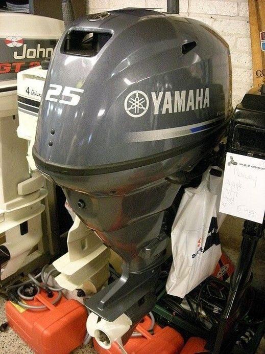 купить навесной лодочный мотор ямаха в красноярске