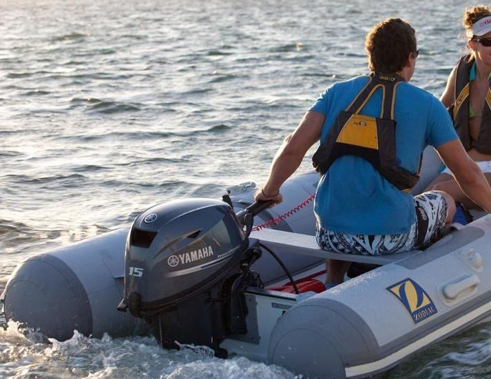 лодочный мотор yamaha f15cmhs купить