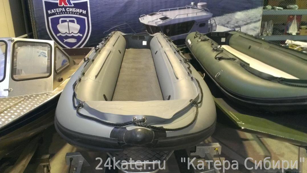 гребные лодки с надувным полом