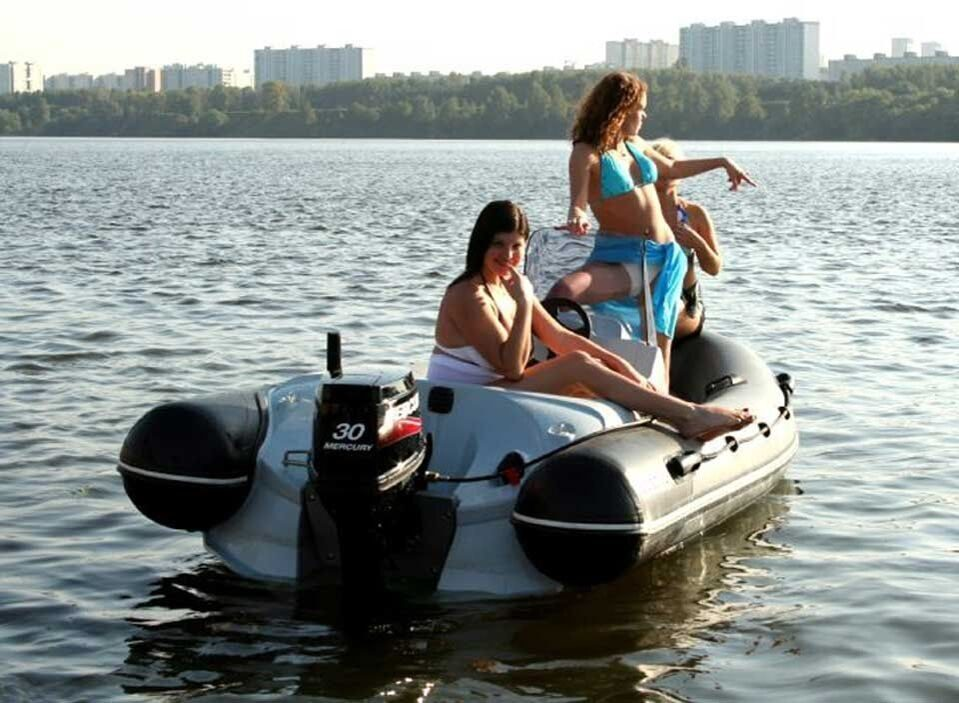 когда надо регистрировать надувную лодку