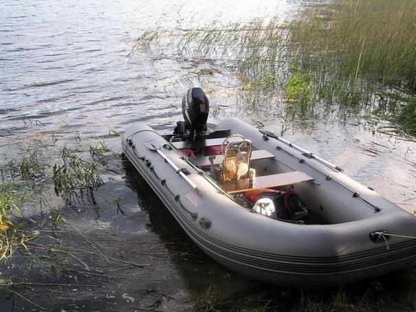 уход за лодкой из амг