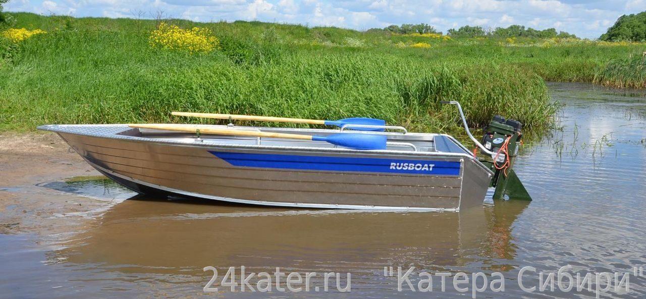 производители лодок в сибири