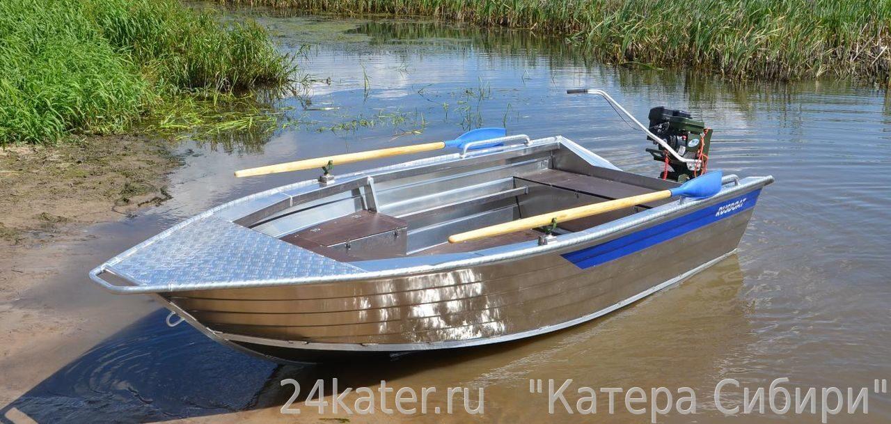 алюминиевая лодка русбот цены