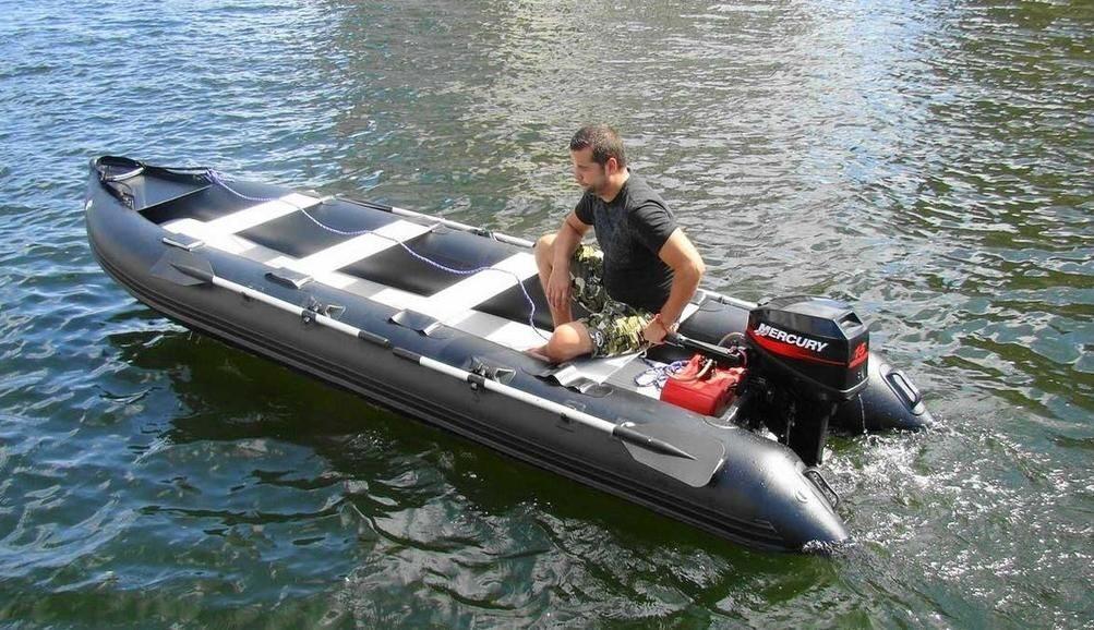 окей лодка с мотором