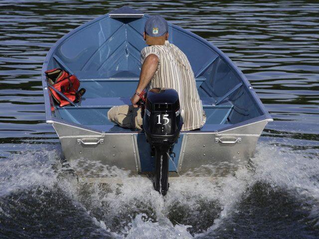 купить лодку под мотор 15лс