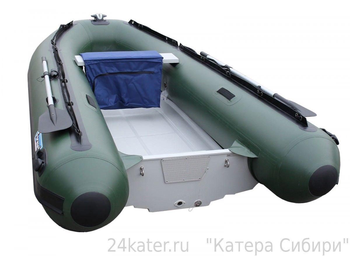 лодка надувная с пластиковым дном