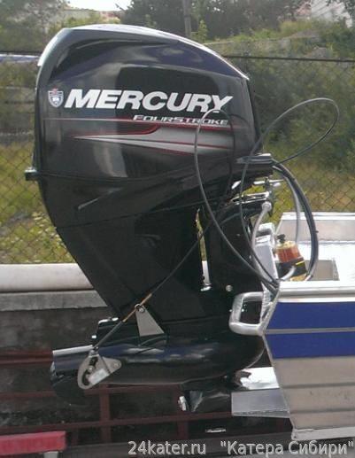 лодочный мотор mercury me f40elpt efi