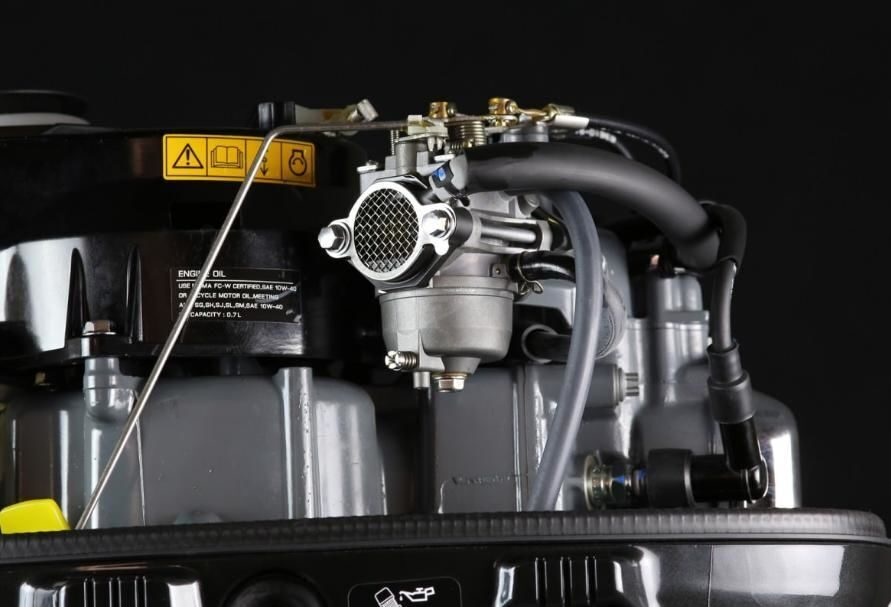 ремонт лодочный мотор сузуки df5