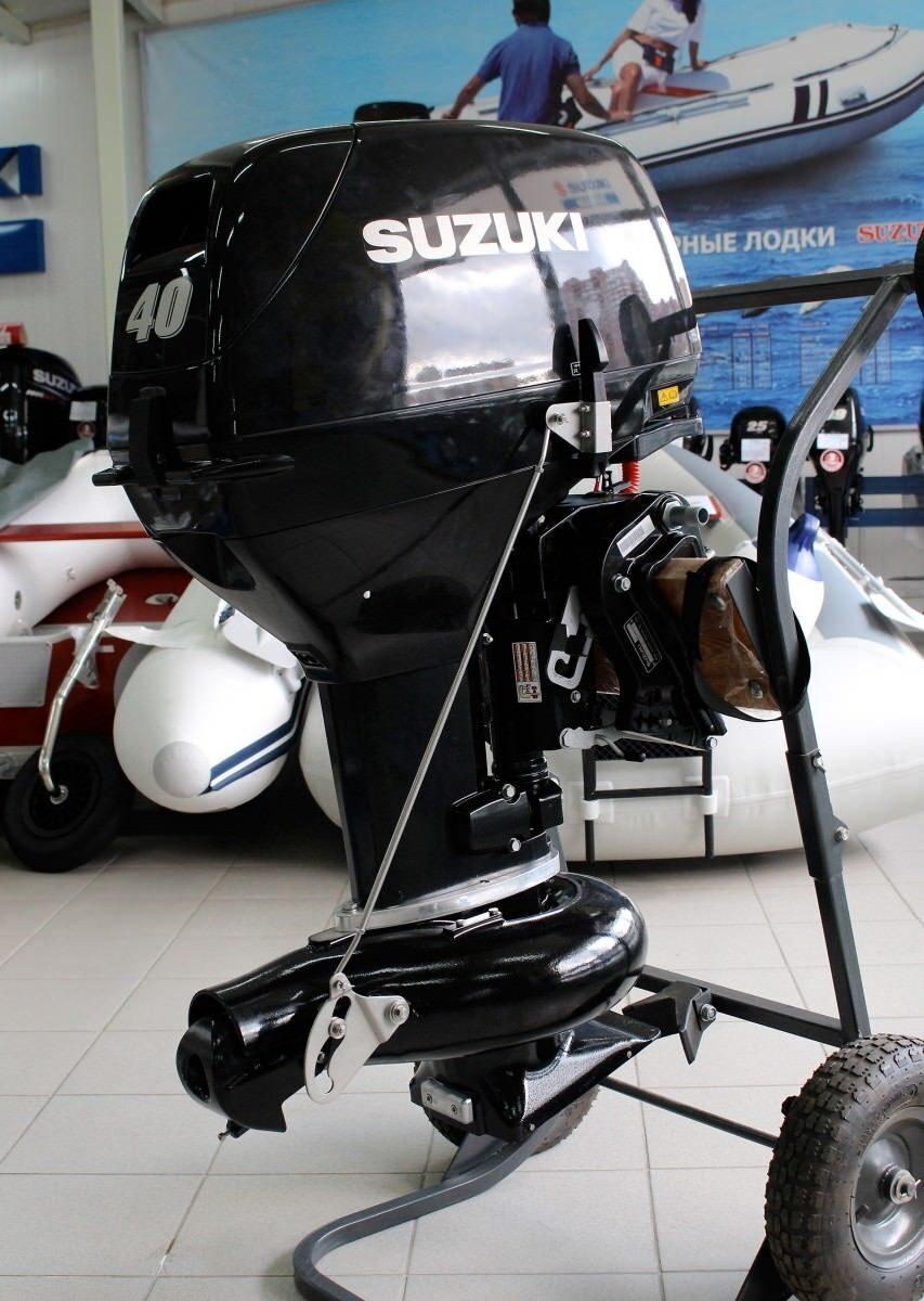 водометная насадка на лодочный мотор видео