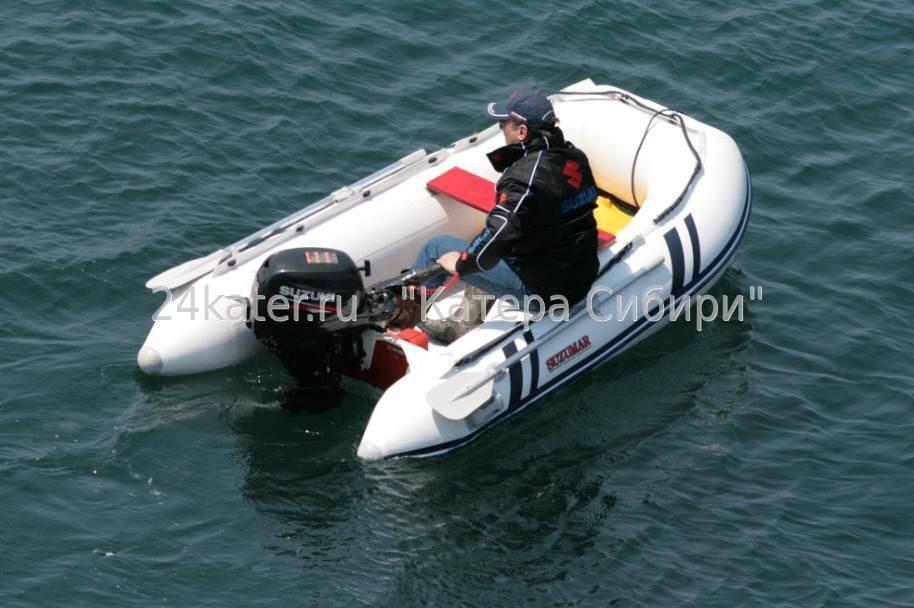 преимущество киля в пвх лодках