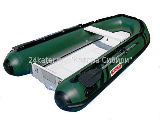 пвх лодка форвард зеленый 360 китай видео