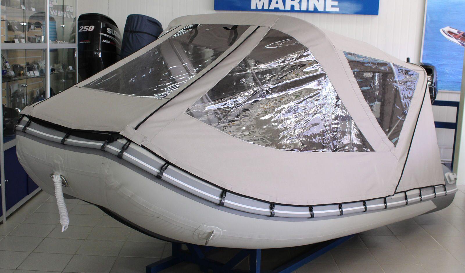 тенты для лодок suzumar