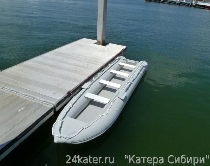 Лодка kaboat saturn-548
