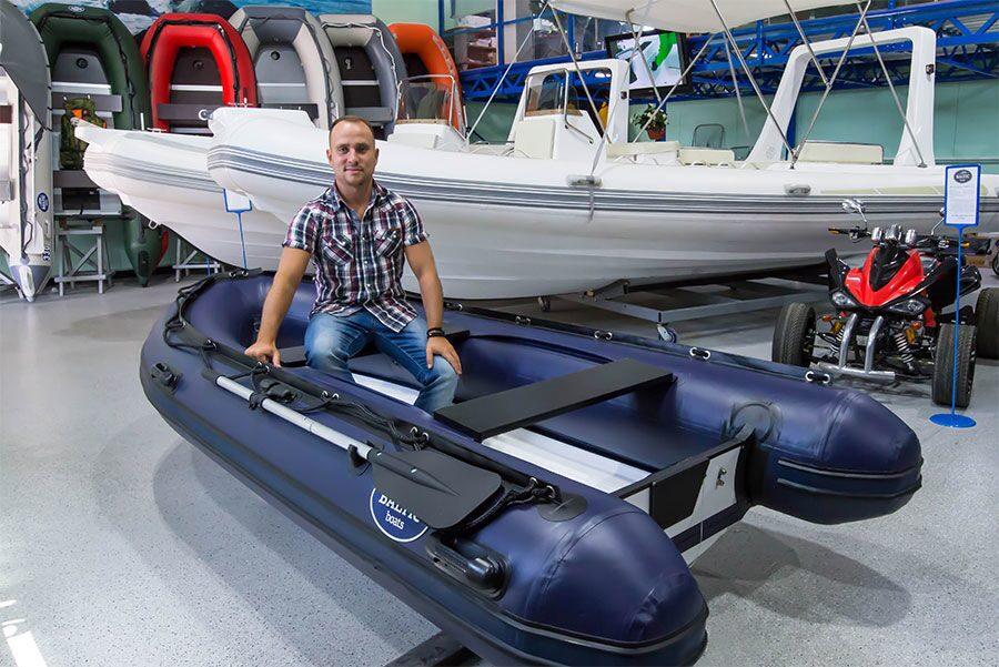 Австралийские лодки риб