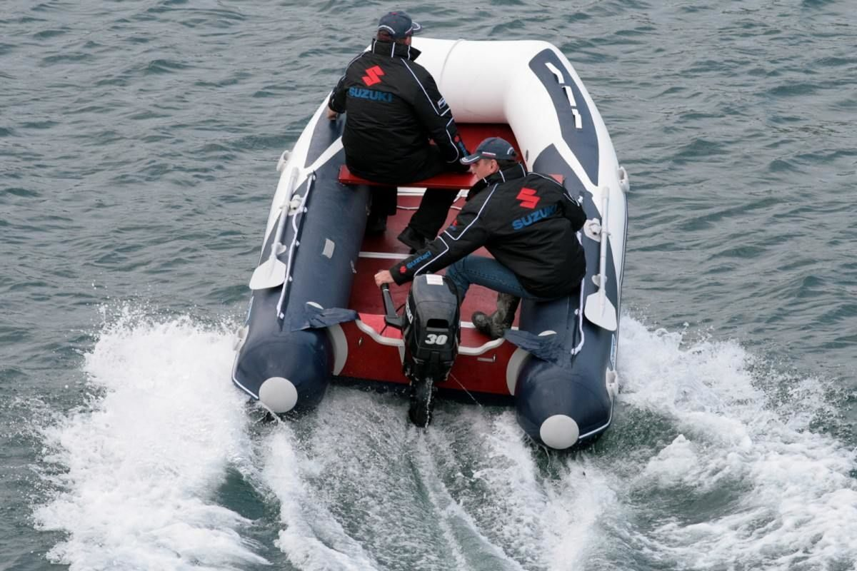 Двигатель сузуки для лодки пвх