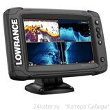 Эхолот-навигатор Lowrance Elite-7 Ti2 with Active Imaging 3-in-1