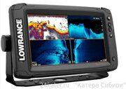 Эхолот-навигатор Lowrance Elite-9 Ti2 with Active Imaging 3-in-1